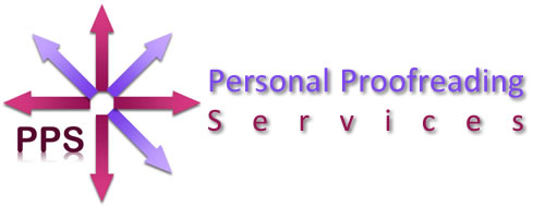 Personal Proofreading Services